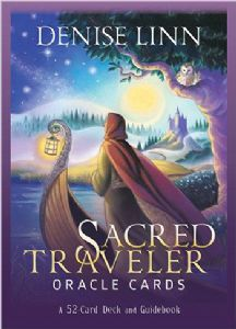 Denise Linn - Sacred Traveler Oracle Cards